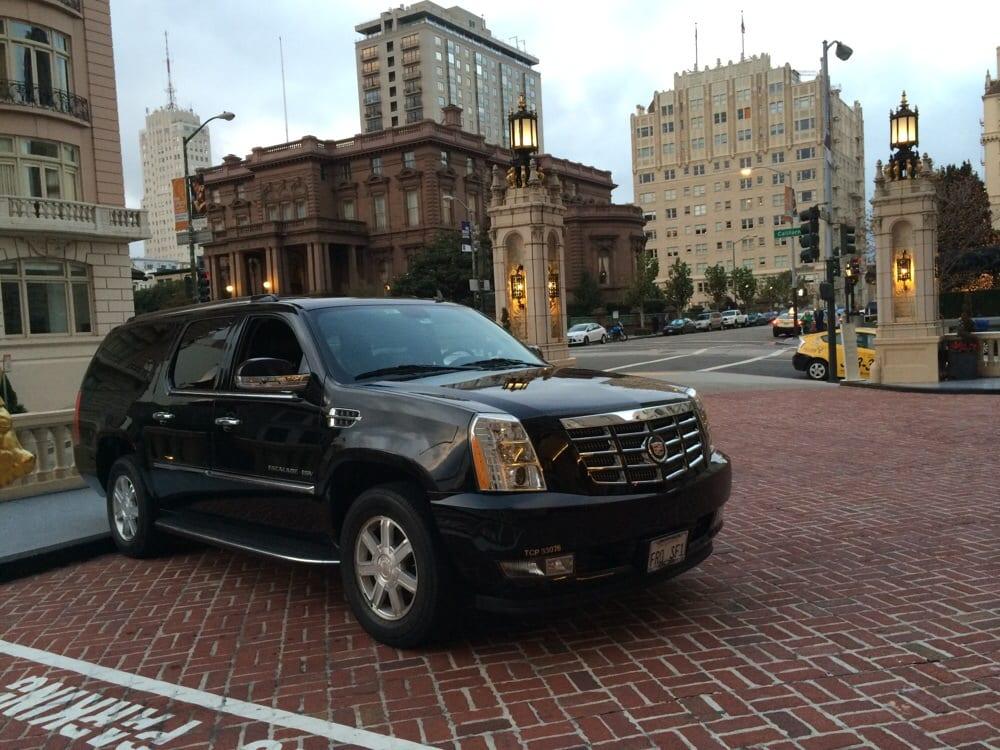 Frontier Limousine: 625 Sacramento St, San Francisco, CA