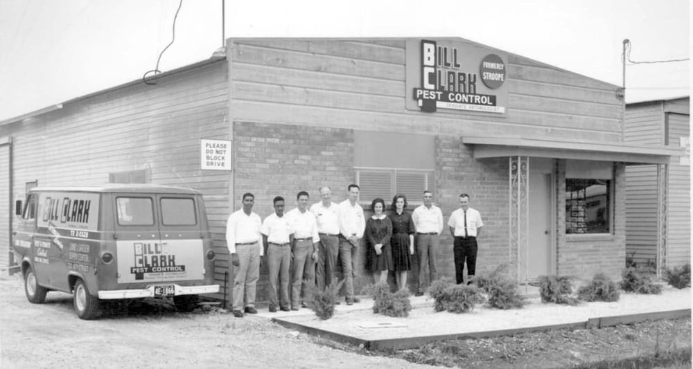 Bill Clark Pest Control: 2975 N 11th St, Beaumont, TX