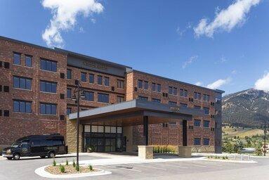 Residence Inn by Marriott Big Sky/The Wilson Hotel: 145 Town Ctr Ave, Big Sky, MT