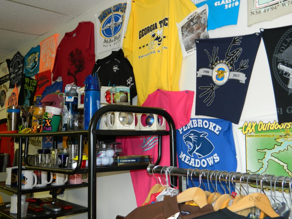 GDC Embroidery Screen Printing & Promotional Products