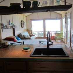 Photo Of Chito Beach Resort Sekiu Wa United States Castaway Cabin