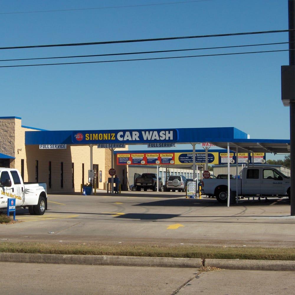 Car Wash Deer Park Tx
