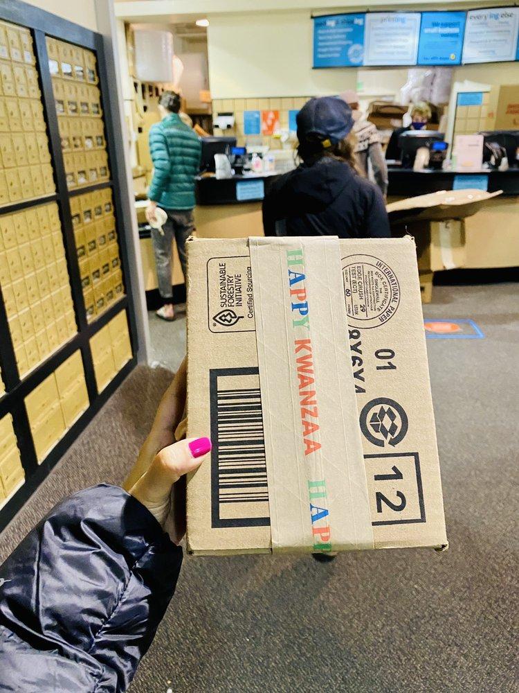 The UPS Store: 4616 25th Ave NE, Seattle, WA