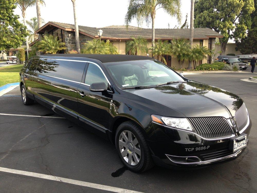 Showcase Limousines: Riverside, CA