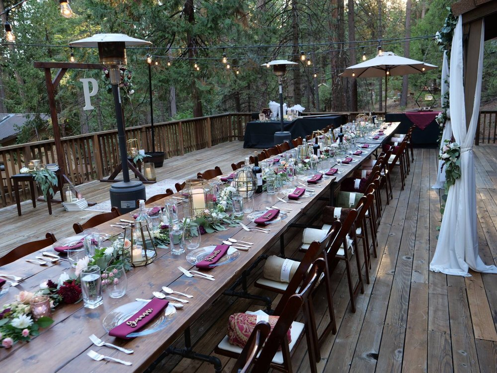 Party Smart Rentals: 95 Old Ridge Rd, Sutter Creek, CA