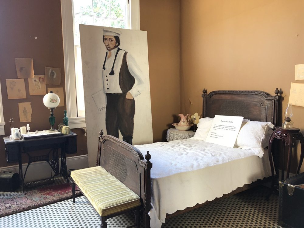 Degas House: 2306 Esplanade Ave, New Orleans, LA