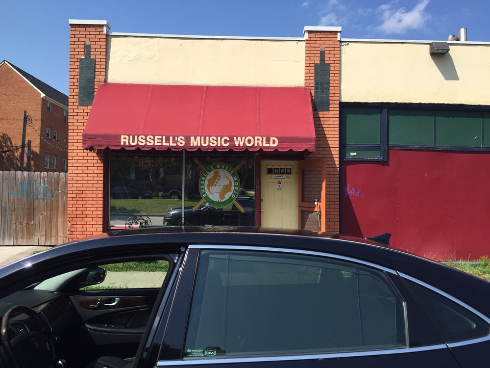 Russells Music World