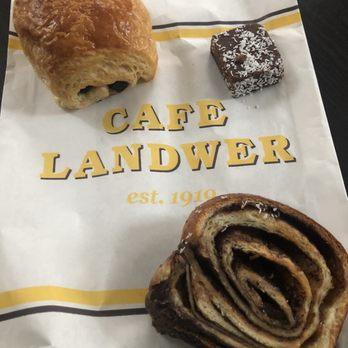 cafe landwer 70 photos \u0026 59 reviews cafes 383 chestnut hillphoto of cafe landwer brighton, ma, united states chocolate croissant ($3 50