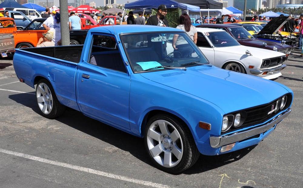 Very Cool 1975 Datsun Truck Yelp