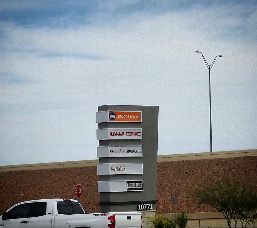 North Hills Crossing: 10771 Gateway S Blvd, El Paso, TX