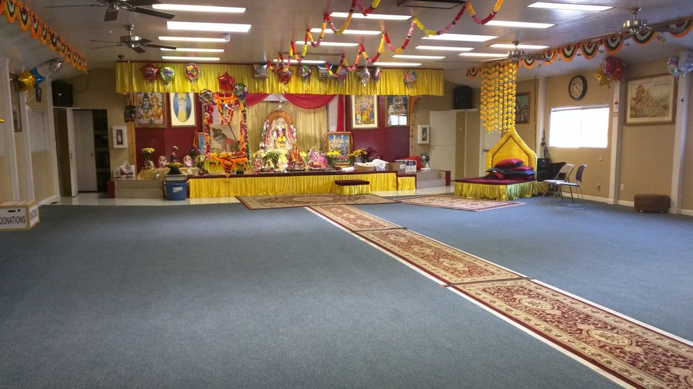 Vallejo Hindu Temple: 1268 Taylor Ave, Vallejo, CA