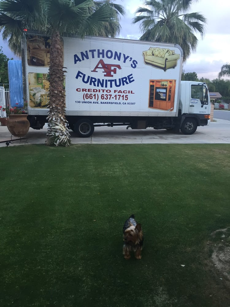 Anthony S Furniture Furniture Stores 130 Union Ave Bakersfield Ca Phone Number Yelp