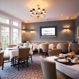 Photo Of Harbor Light Inn   Marblehead, MA, United States. Breakfast Room  Overlooking