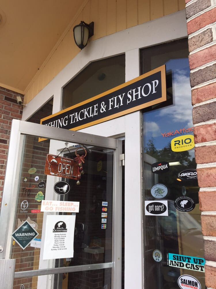 White Fly Outfitters: 4332 William L Wilson Fwy, Harpers Ferry, WV