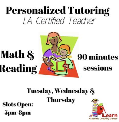 Academic Coaching In Action >> Ilearn Academic Coaching Center Tutoring Centers 2100