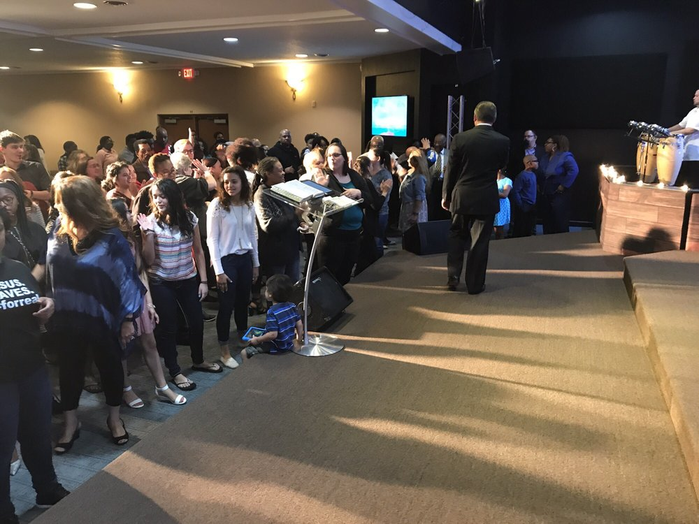 Word of Life Christian Center: 1500 Cedarwood Dr, Joliet, IL