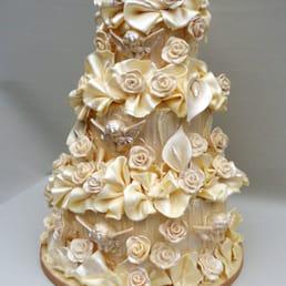 Photo Of Anns Designer Wedding Cakes