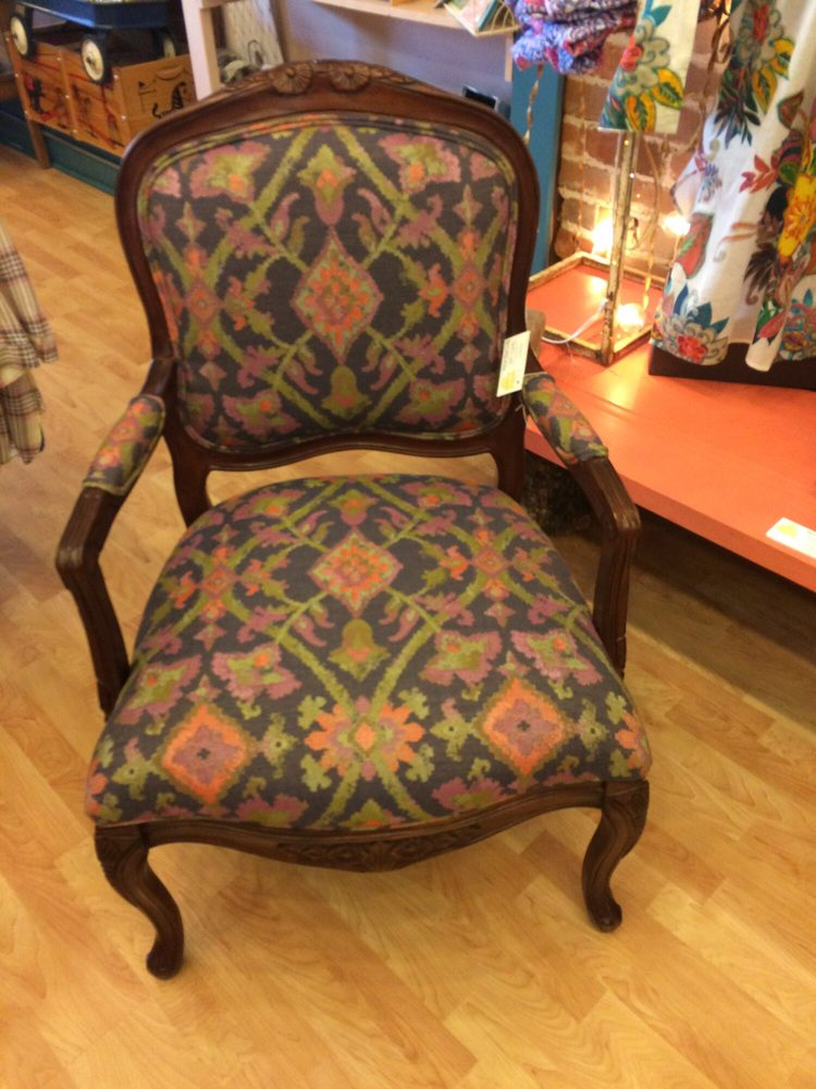Denver Chair Lady