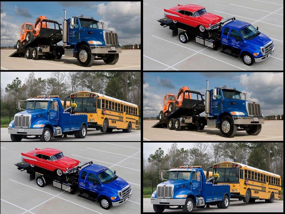 TNT Wrecker Service: 7583 Garth St, Beaumont, TX
