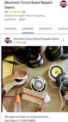 Electronic Circuit Board Repairs Gianni's 6277 Ball Rd Cypress, CA