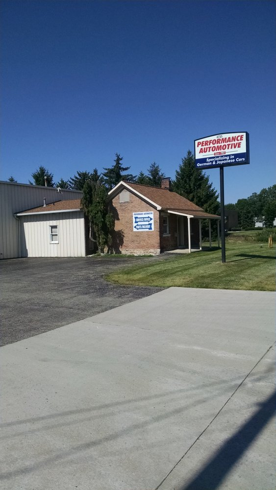 Performance Automotive: 4735 Roberts Rd, Columbus, OH
