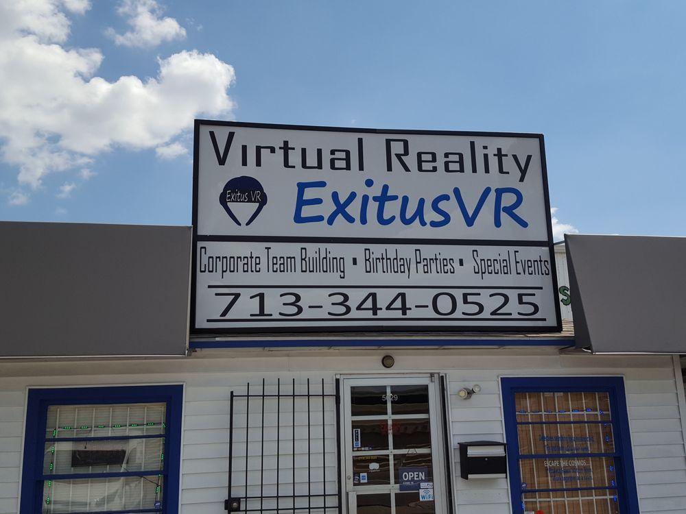 ExitusVR: 5629 Southwest Fwy, Houston, TX