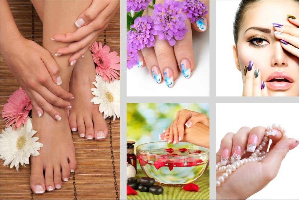 QT Nail Spa - 19 Photos & 10 Reviews - Nail Salons - 655 Montauk Hwy ...