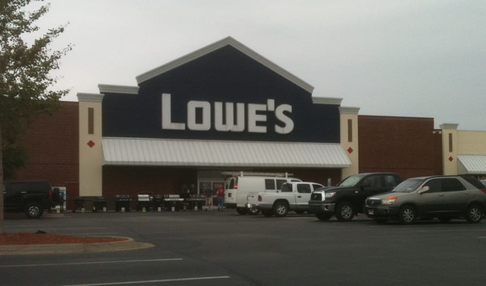 Lowe S Home Improvement Furniture Stores 4233 W Sunset Ave Springdale Ar United States