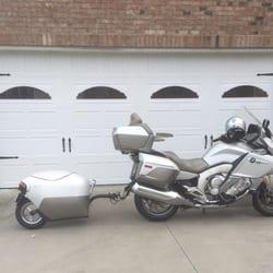 Photo Of Uni Go Motorcycle Trailer   Jacksonville, FL, United States. Bike