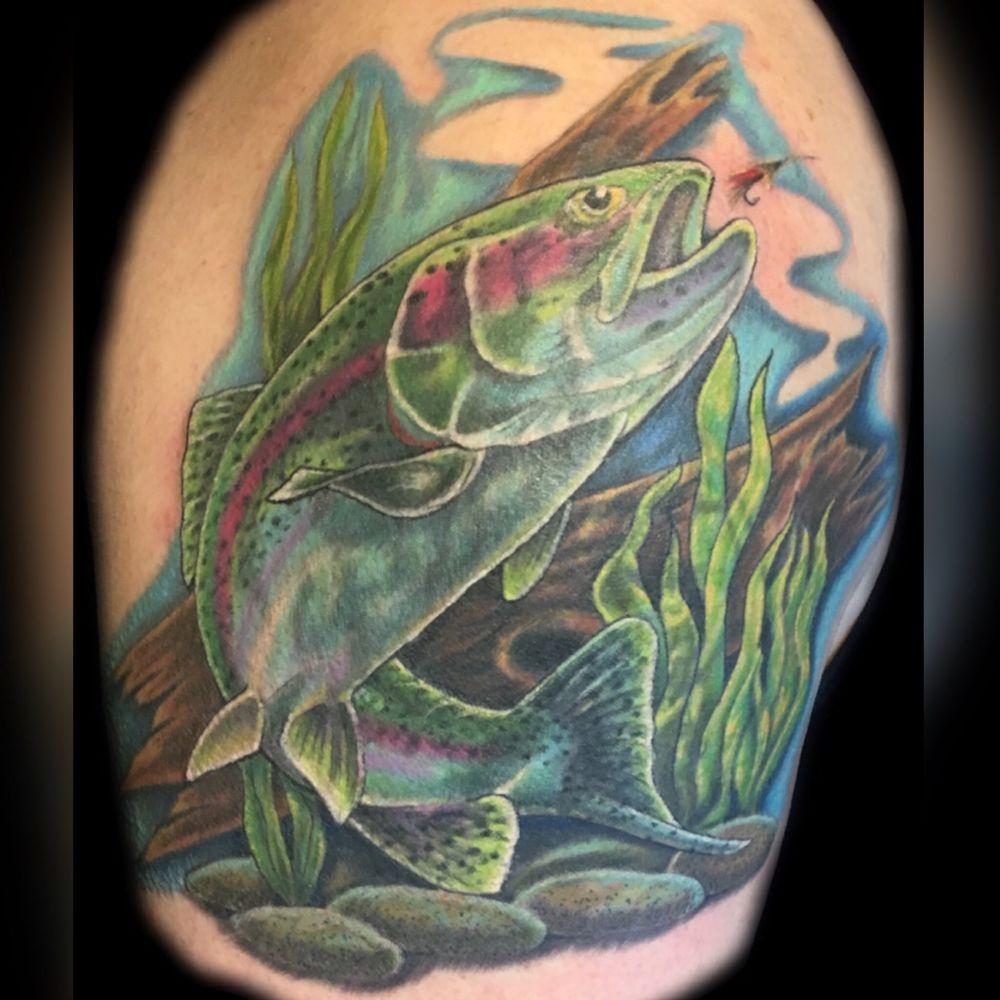 Art In Motion Tattoo - 21 Photos - Tattoo - 3817 E Bogard Rd ...