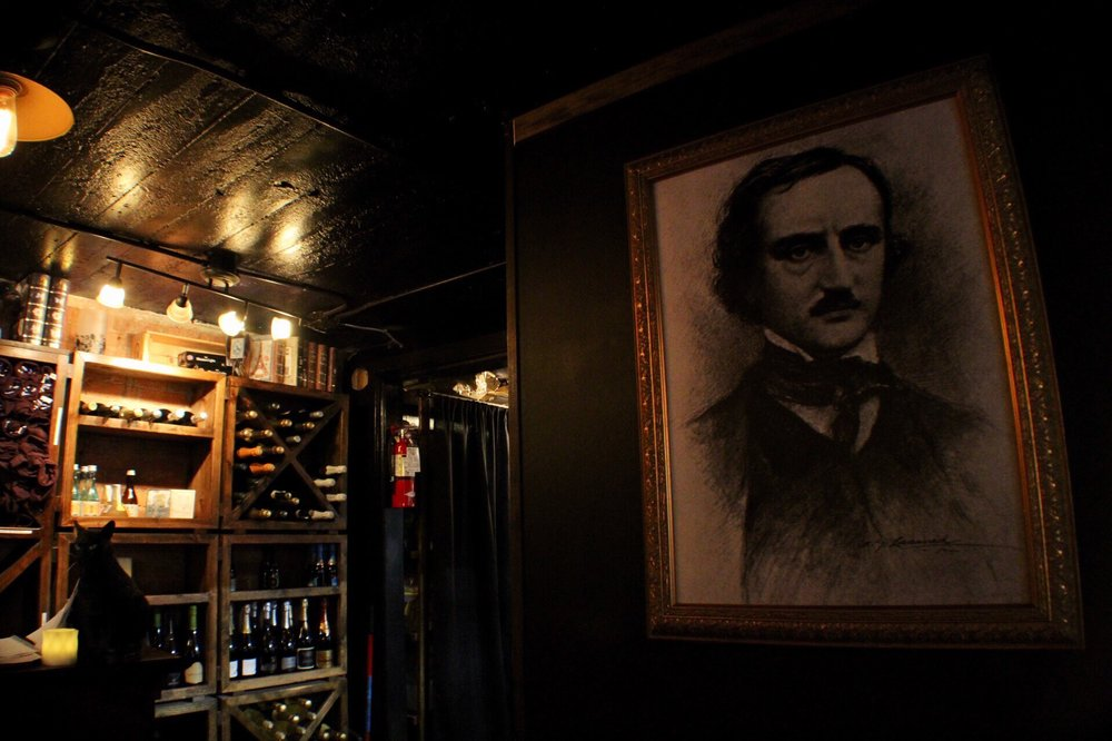 The Poe House: 105 1st Ave W, Hendersonville, NC