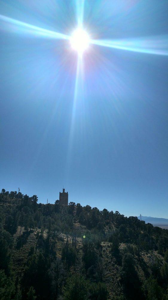 Stokes Castle: Austin, NV