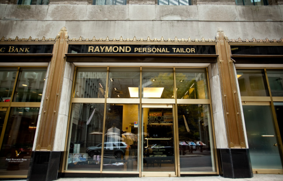 Raymond Personal Tailor & Men's Clothing Store