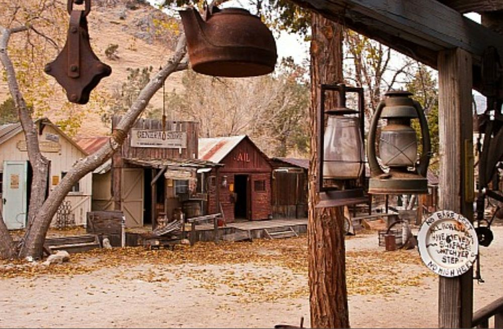 Silver City Ghost Town & Antique Village: 3829 Lake Isabella Blvd, Bodfish, CA