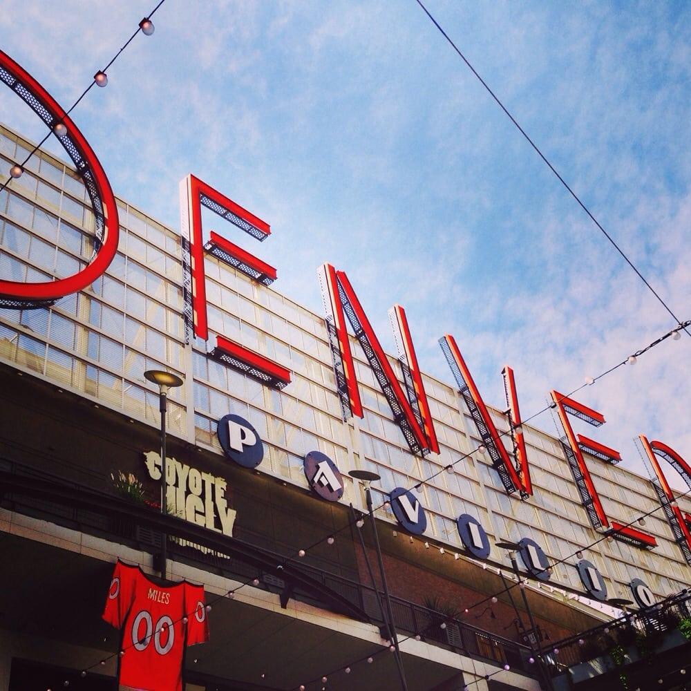 Denver Big Air Event Heiditown: Photos For Denver Pavilions