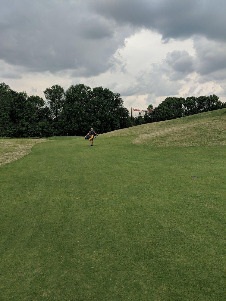 Cross Winds Golf Course: 61 Villa Rd, Greenville, SC