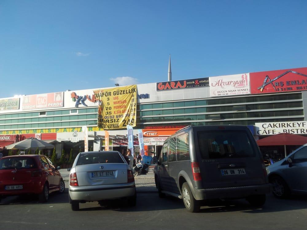 Akvaryum: Batıkent Bulv., Ankara, 06