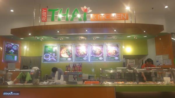 Ruby Thai Kitchen 1400 Willowbrook Mall Wayne Nj
