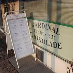 chokolade butikker i københavn