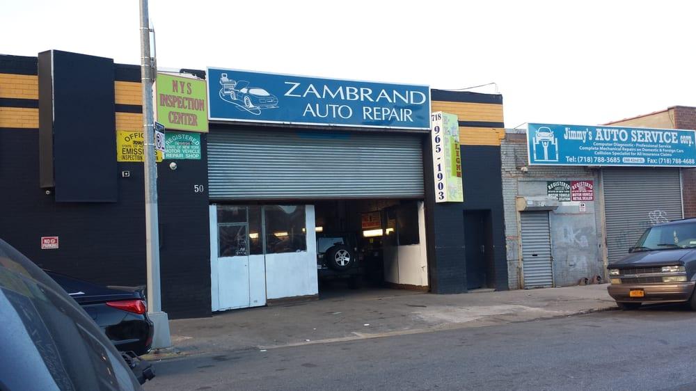 Zambrand's Auto Repair