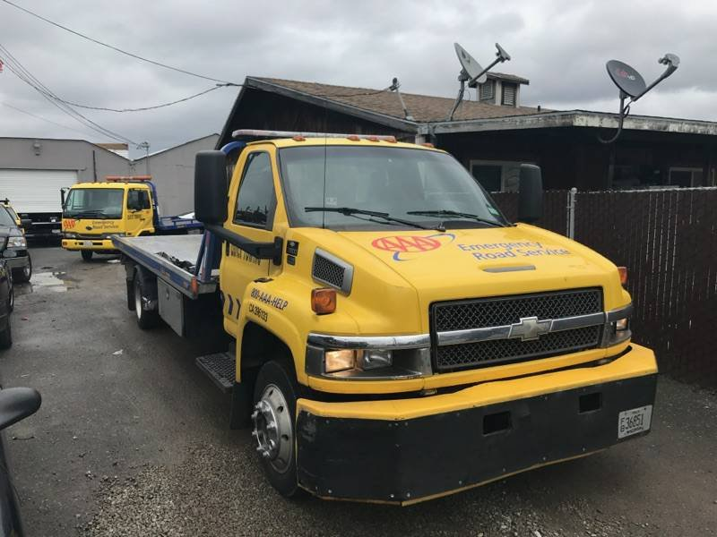 Towing business in Vallejo, CA
