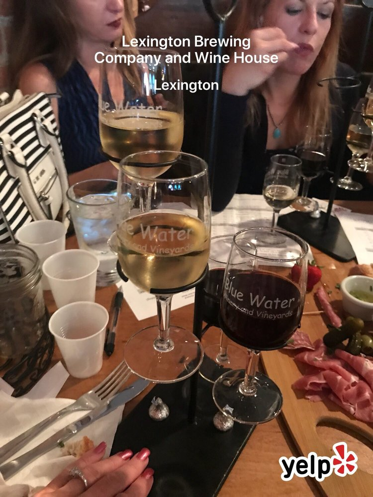Lexington Brewing Company and Wine House: 5475 N Main St, Lexington, MI