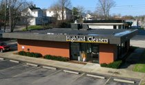 Highland Cleaners: 11600 Shelbyville Rd, Louisville, KY