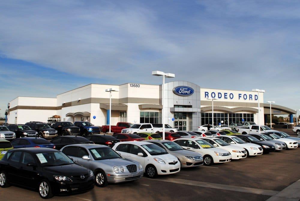 Rodeo Ford Goodyear Az | Upcomingcarshq.com