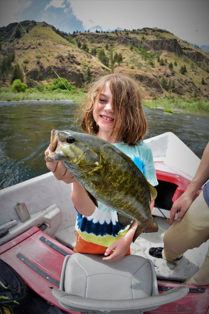 Little Creek Outfitters: Maupin, OR