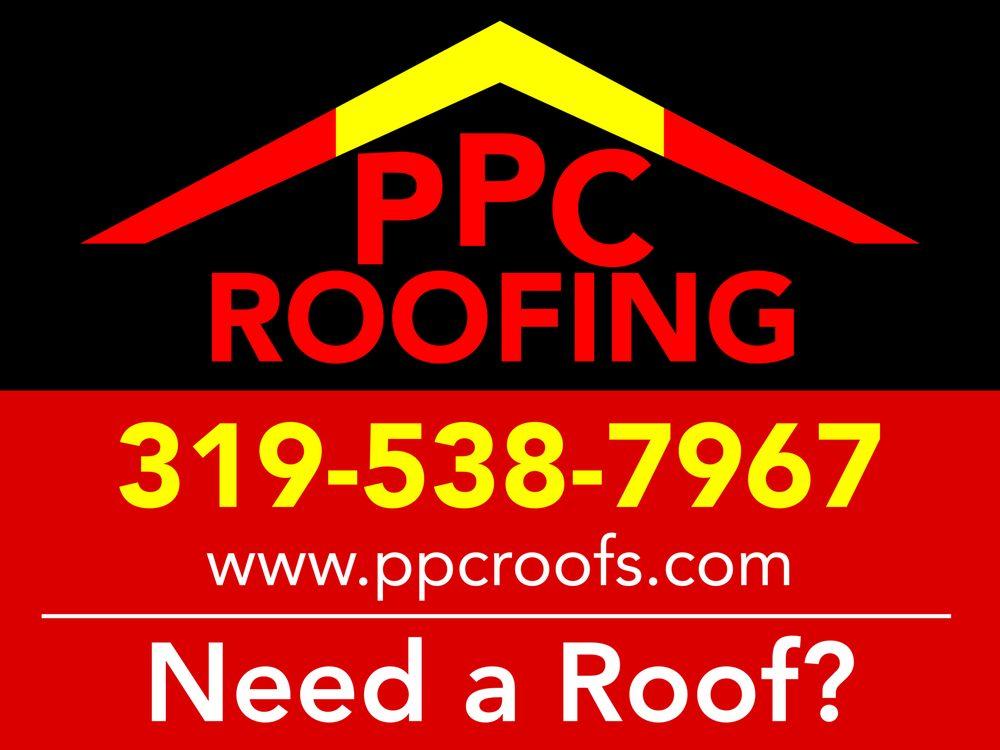 PPC Roofing: 2130 Mt Vernon Rd SE, Cedar Rapids, IA