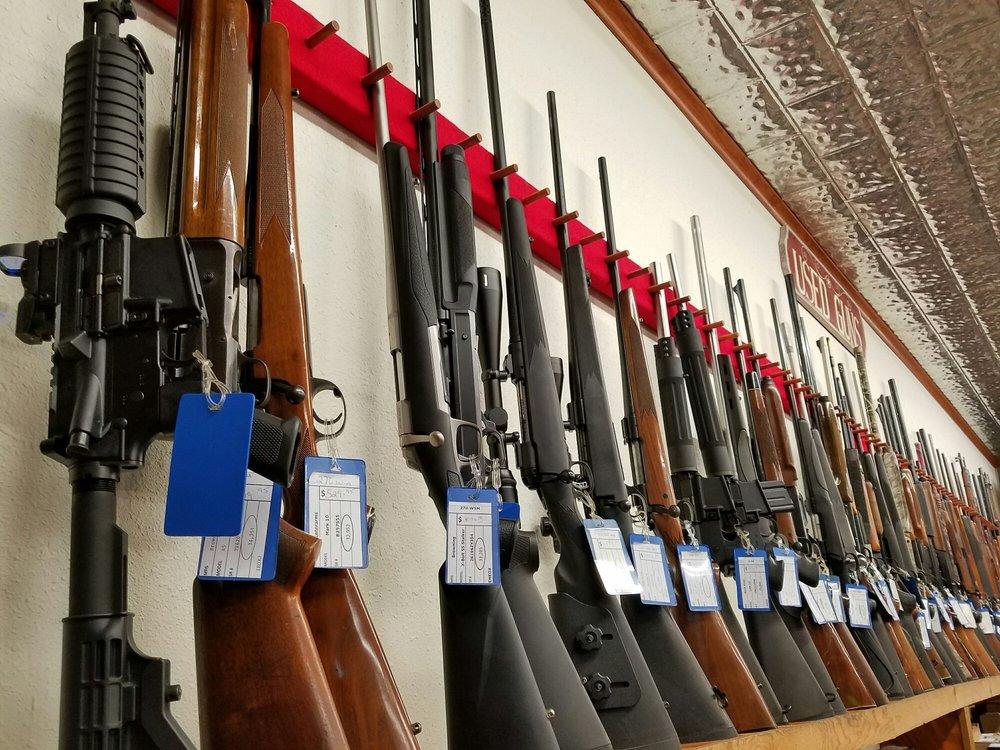 Carroll's Gun Shop & Police Supplies: 123 Carroll Rd, Wharton, TX