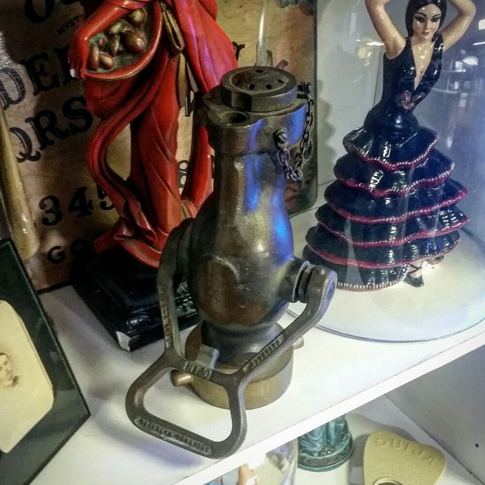 """Archive of the Afterlife """"the National Museum of the Paranormal"""": 1600 3rd St, Moundsville, WV"""