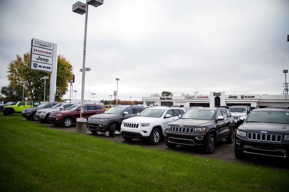 Harold Zeigler Plainwell >> Photos For Harold Zeigler Chrysler Dodge Jeep Plainwell Yelp