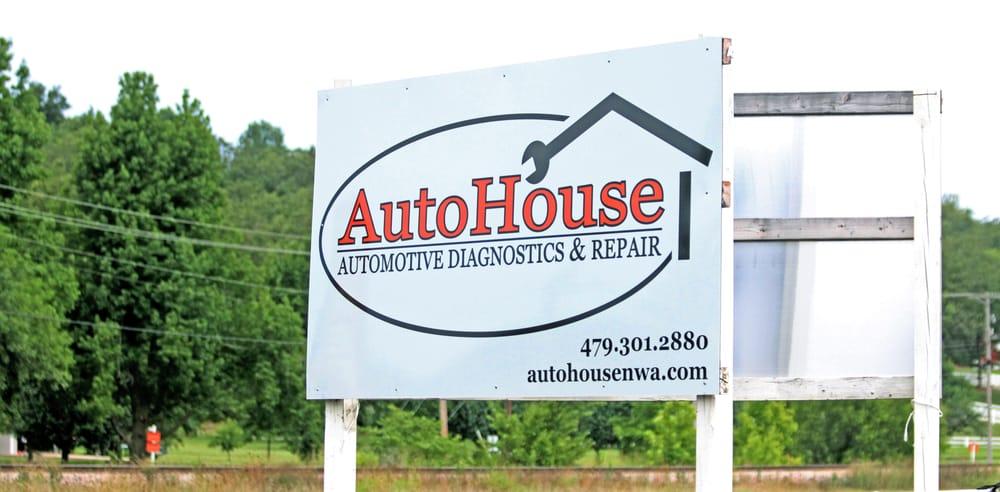 AutoHouse: 432 N Main Ave, Fayetteville, AR